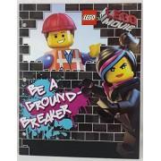 Lego the Lego Movie Be a Ground Breaker Wild Child 2-pocket Portfolio