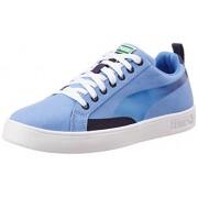 Puma Women's Match Lite Lo Blur Wn s Marina Blue and Peacoat Sneakers - 4 UK/India (37 EU)