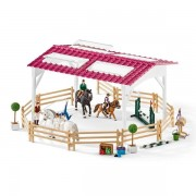 Schleich Horse Club - Riding School With Riders And Horses