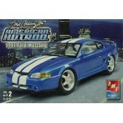 AMT ERTL 1:25 1997 Ford Mustang Boyd Coddington American Hot Rod Kit #38253
