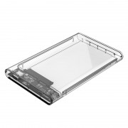 ORICO 2139C3 USB 3.1 Gen1 Type-C to SATA III 2.5'' Transparent External Hard Drive Enclosure for 2.5 inch SATA Type-C HDD/SSD