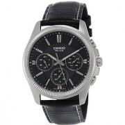 Casio Enticer Black Dial Mens Watch - MTP-1375L-1AVDF (A838)