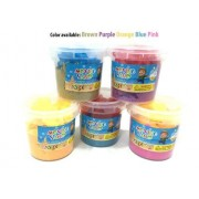 FastUnbox Moving Sand Tub Play Set Beach Moulds Kids Moving Dough with Tools Moving Sand Art In Bucket Style Box (1KG)