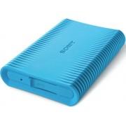 Sony HD-SP1 1GB Blauw externe harde schijf