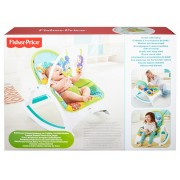 Fisher Price Rainforest Friends Newborn To Toddler Portable Rocker