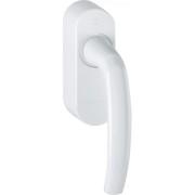 Poignée de fenêtre 32-42 blanc laqué avec EnOcean - Ubiwizz