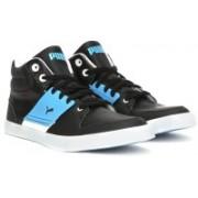 Puma El Ace 2 Mid PN II DP Mid Ankle Sneakers For Men(Black)