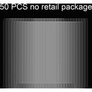 50 Pcs Para Motorola Moto G5 Plus 0.26mm 9h Dureza Superficial A Prueba De Explosion No Pantalla Completa Pantalla De Cristal Templado Film