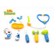 Doctor Medical Play Set– for 3+ children the set comprises of stethoscope, medical scissors, tray, reflex hammer...