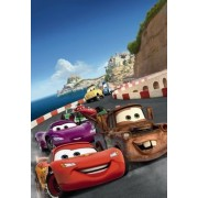 Fototapet masini In Italia- Colectia Disney