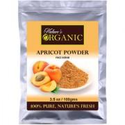 Nature's Organic Apricot Powder 100gms Pure Natural Mild Exfoliating Scrub by PRAKRTIQ