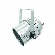 EuroLite LED PAR-64 RGBAW 49x3W plateado short