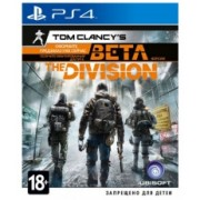 Sony PS4 Tom Clancy's The Division. Стандартное издание [русская версия]