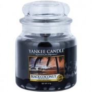 Yankee Candle Black Coconut scented candle Classic Medium 411 g