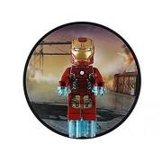 Lego Iron Man Magnet 853457