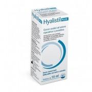 Hyalistil plus gocce gtt oculari 10ml soluzione sterile per uso oftalmico sifi