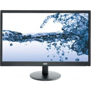 "Monitor LED TN AOC 21.5"", Full HD, HDMI, E2270SWHN"