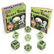 Imagination Generation Story Time Dice: Scary Tales Glows in The Dark