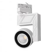 Sínes LED reflektor 40 Watt 3F (4500K) Fehér DORTO