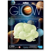 4m Glow - In - The - Dark Solar System Novelty