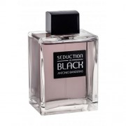 Antonio Banderas Seduction in Black eau de toilette 200 ml за мъже