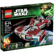 Lego Jedi Defender Class Cruiser, Multi Color