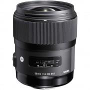 Sigma 35mm Obiectiv Foto DSLR F1.4 DG HSM Montura Canon EF