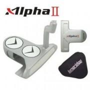 Alpha II 2 Ball Putter