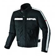 Spidi Symbol Motorrad Textiljacke Schwarz Weiss 3XL