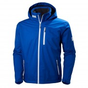 Helly Hansen Crew Hooded Midlayer Jacket S Blue