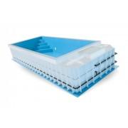 Pool-Komplettset Premium ONE® 4,00 x 8,00m