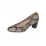 Liva Loop Pumps, Damen, beige, in klassischer Optik