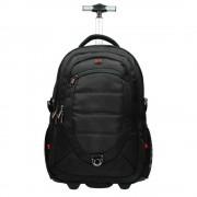 Enrico Benetti Cornell Trolleyrugzak black backpack