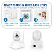 Eminent EM6325 Wireless HD IP Camera PAN TILT
