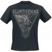 Killswitch Engage Atonement Triangle Herren-T-Shirt - Offizielles Merchandise S, M, L, XL, XXL Herren