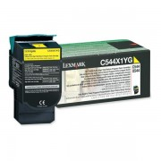 Originale Lexmark C544X1YG - Toner giallo - 130885 - Lexmark