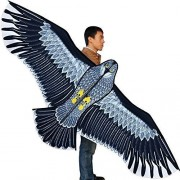 Hengda Kite Strong Eagles!Huge Beginner Eagle Kites For Kids And Adults.74 Inch