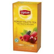 Ceai Lipton 25 pliculete Forest Fruit