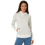Rip Curl Womens Surf Threads Hoody Bone Bone