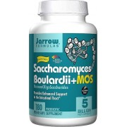 Jarrow Formulas Saccharomyces Boulardii MOS 180 Veggie Capsules 200 gr