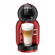 Кафемашина, Krups Dolce Gusto MINI ME, Espresso machine, 1500W, 0.8l, 15 bar, Black & Cherry red (KP120H31)