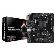MB, ASRock AB350M-HDV R3.0 /AMD B350/ DDR4/ AM4 (90-MXB9K0-A0UAYZ)