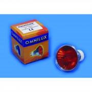 Omnilux - GU-10 230V/35W 1500h rot