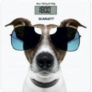 Cantar de baie Scarlett SC-BS33E090 180 kg Alb