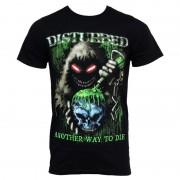 tricou stil metal Disturbed - Toxic Globe - BRAVADO - DIS1054