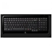 Logitech Wireless Keyboard K340 - Clavier - sans fil - 2.4 GHz - récepteur sans fil USB - français