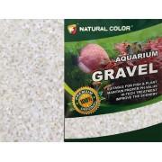 Natural Color White Aquarium Gravel 4 - 6mm 5kg