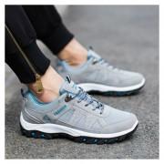 Zapatos Casual Fashion-Cool Para Hombre-Gris