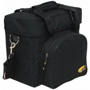 Rockbag DJ Record Bag RB 27110 B para 20 LPs, negro