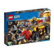 Foreza de minerit de mare putere 60186 LEGO City